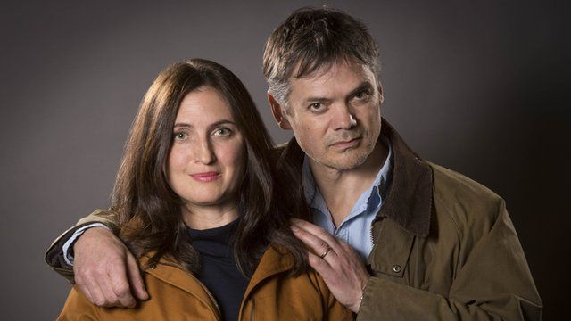 Helen and Rob from The Archers