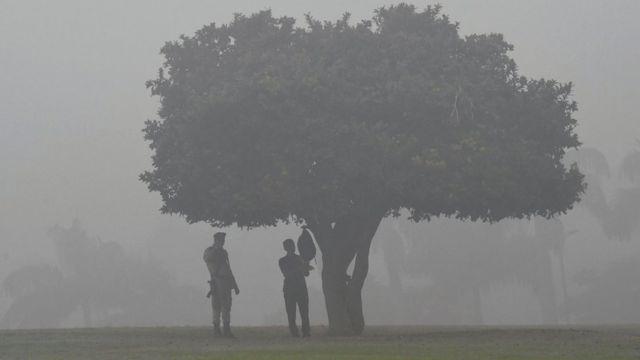 দিল্লিতে দূষণের মাত্রা বিশ্ব স্বাস্থ্য সংস্থার নির্ধারিত সীমার ৩০গুণ বেশি