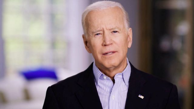 バイデン前副大統領、2020年米大統領選に出馬表明 最有力候補 - BBCニュース