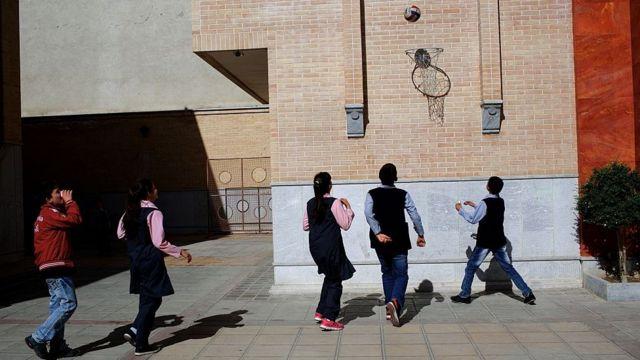 iran school