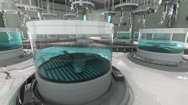 """""""Выращивание"""" дронов в лаборатории"""