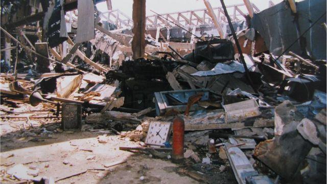 Krušik bombardovanje, Valjevo, 1999.