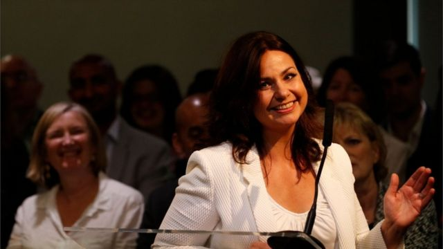 Brexit: Change UK could form partnership with Lib Dems, Heidi Allen says