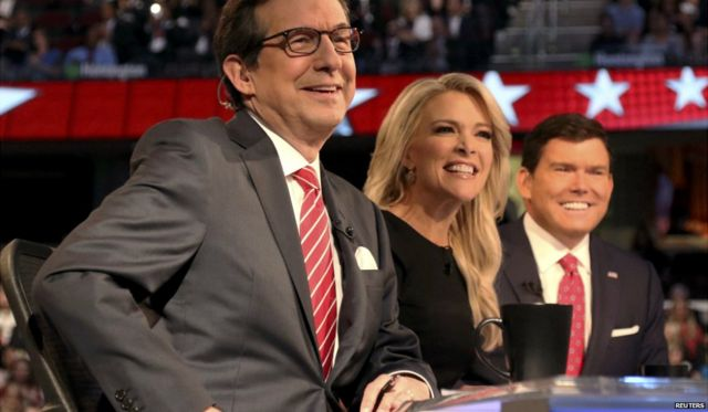 Donald Trump axed from event over Megyn Kelly blood comment
