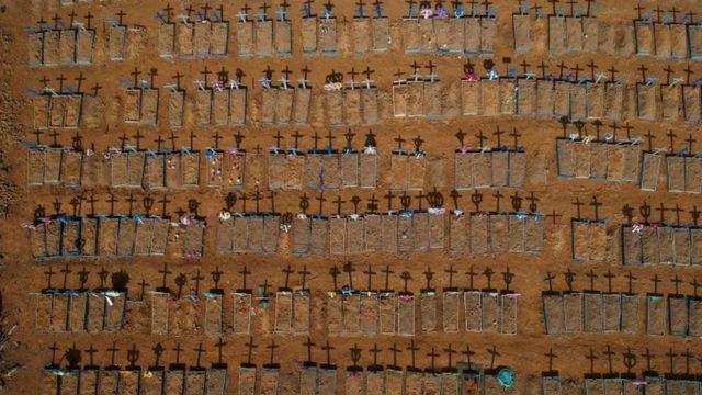 Valas abertas em Manaus, em junho