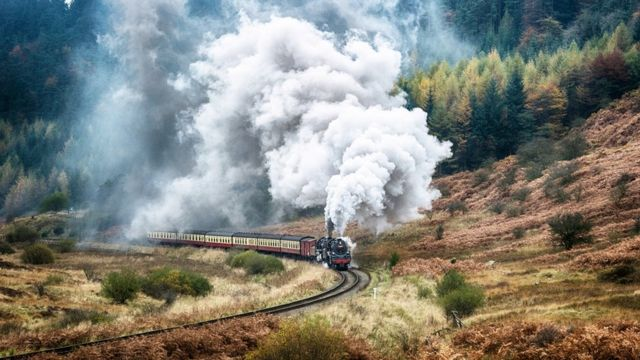 North Yorkshire Moors Railway given lottery grant