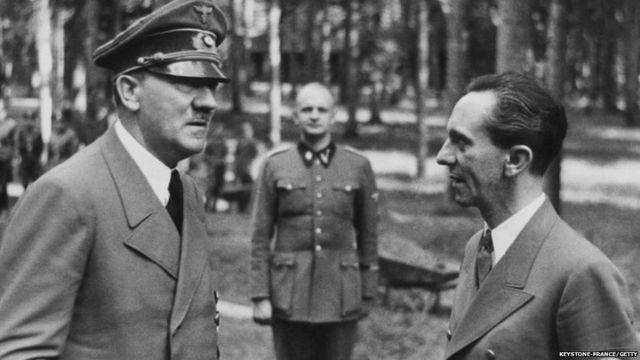 हिटलर आणि