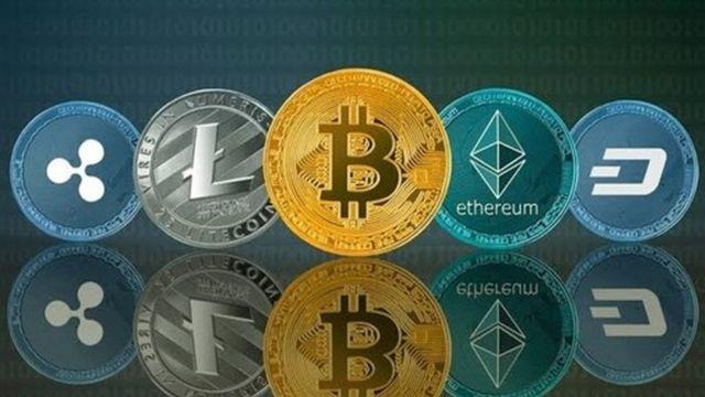 Différents types de crypto-monnaie