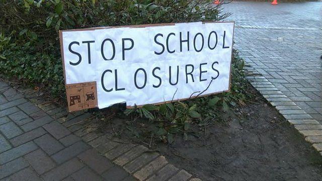 Stop school closures
