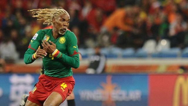 Rigobert Song, Cameroun