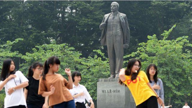 Lenin tại Hà Nội