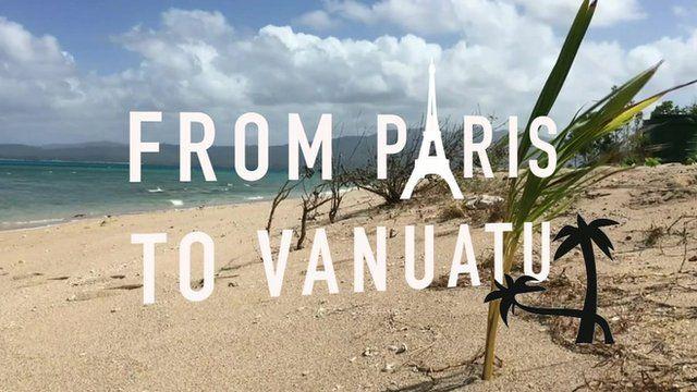 Paris to Vanuatu pic