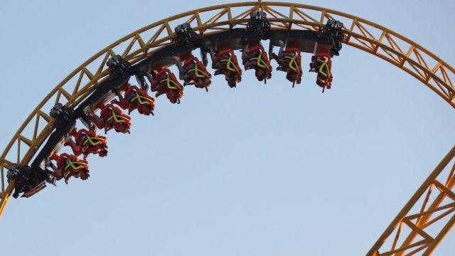 Rollercoaster owr Nga.