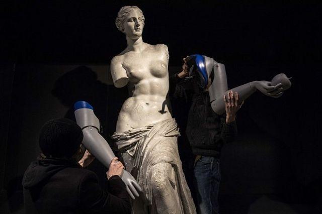 مجسمه ونوس میلو