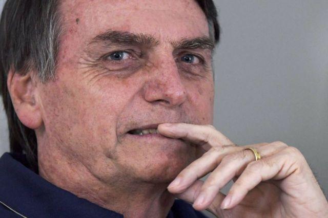 Bolsonaro.