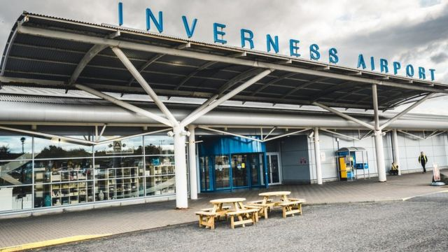 Call for end to Highland airport 'tax haven'