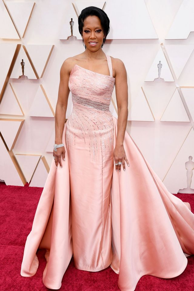 Regina King on the red carpet