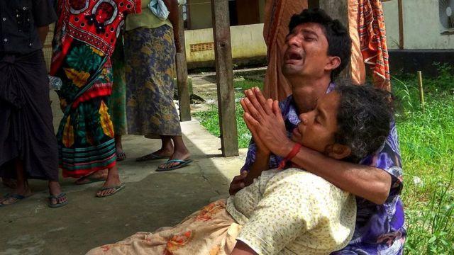 બાંગ્લાદેશના શરણાર્થીઓ