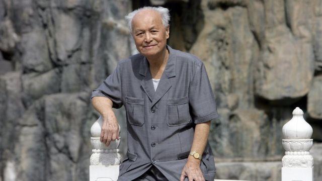 李锐2006年在北京