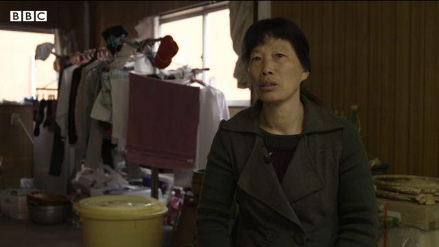 จาง แรงงานชาวจีนในญี่ปุ่น