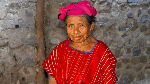 Гватемальская женщина