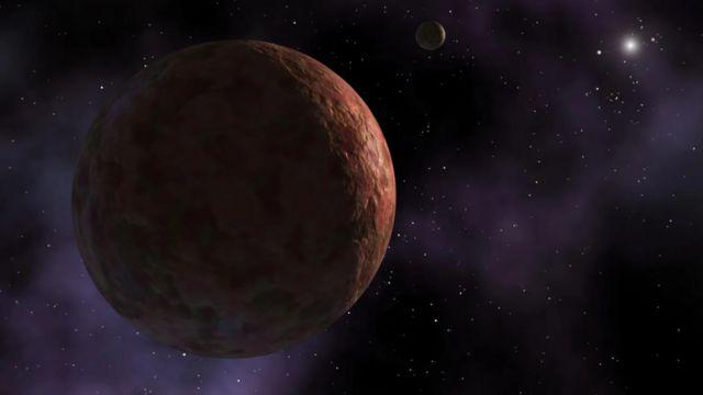 Planet Sembilan, planet kesembilan, planet nine, mars, pluto, sedna