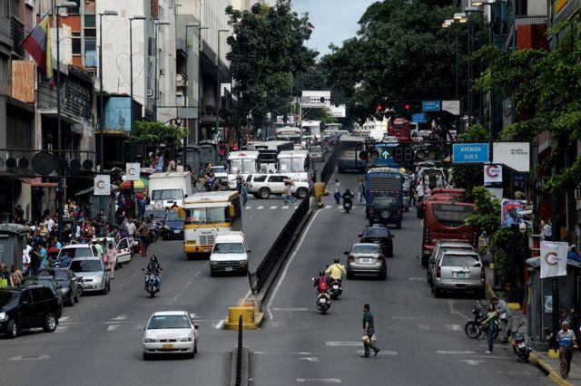 Calle de Caracas