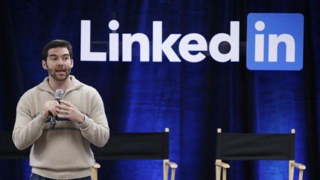 Jeff Weiner, director ejecutivo de LinkedIn.