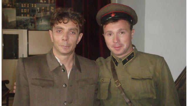 Роман Шурінов з керівником