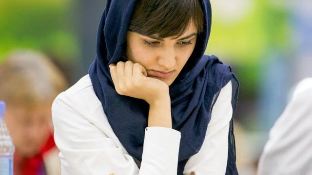 میترا حجازی پور، شطرنج