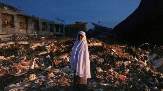 เหตุแผ่นดินไหวในจังหวัดอาเจะห์ อินโดนีเซีย
