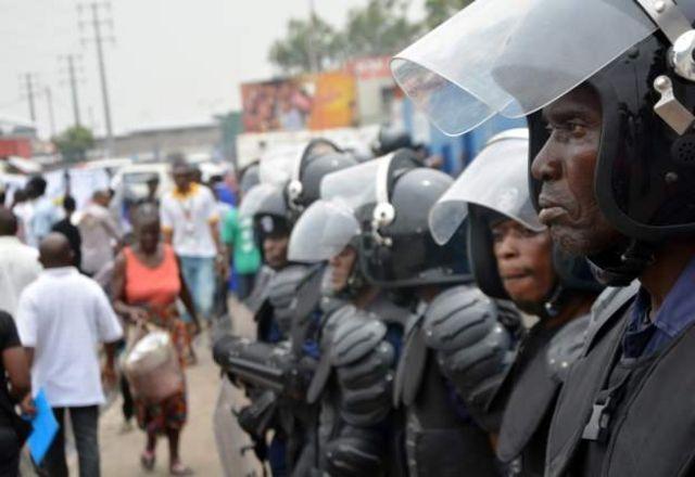 'Yan sanda Jamhuriyyar Demokuradiyyar Congo