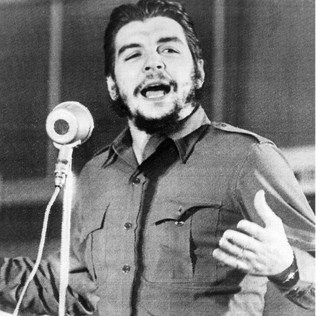 """Ernesto """"Che"""" Guevara."""