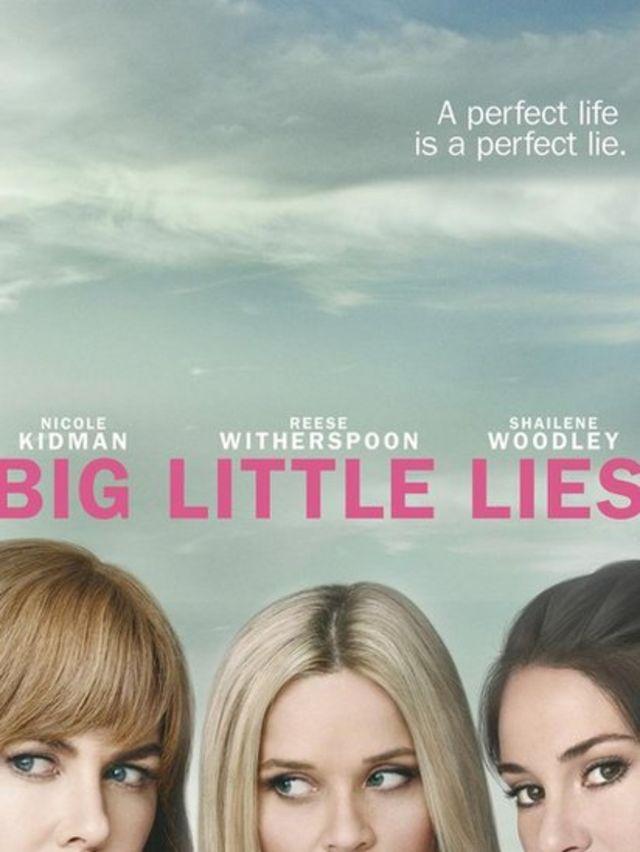 Carátula de la serie Big Little Lies