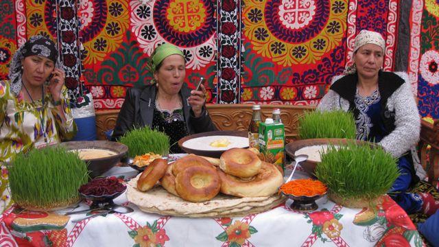 Таджикские лепешки