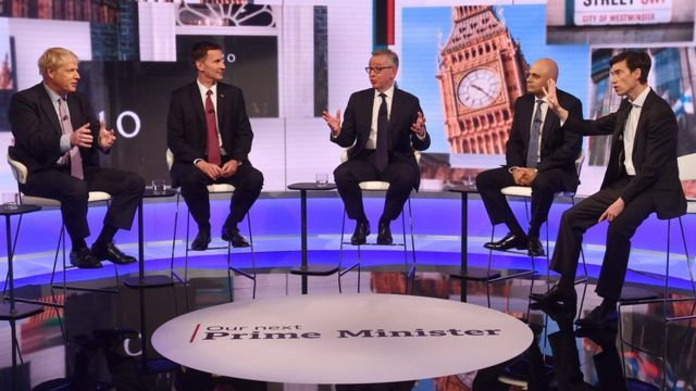 Tory leadership race: Fact-checking the claims