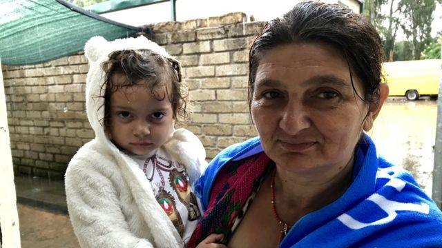 Giordana Sulemanovic es una gitana que llegó a Italia desde Bosnia. Tiene 11 hijos y está desempleada.