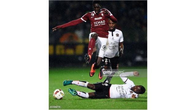 Footballeur africain