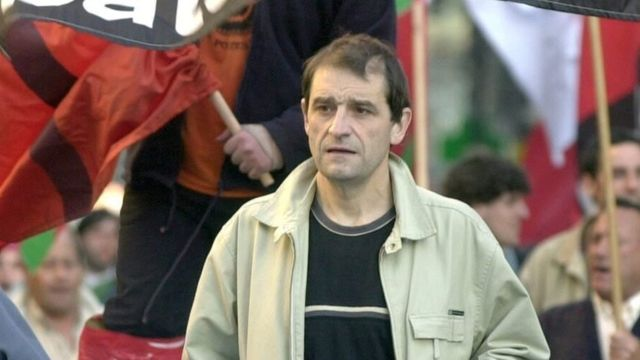 Josu Ternera: Head of Eta Basque rebels released