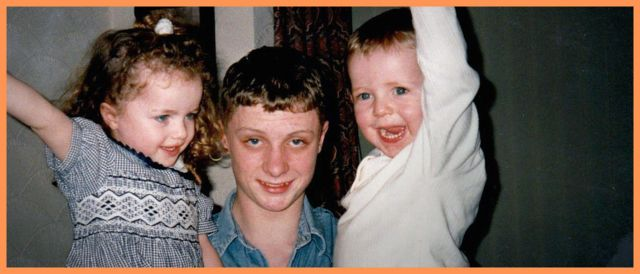 Greg Owen (c) - family snapshot