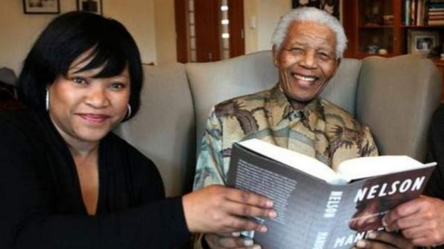 Son confirms Zindzi Mandela tested positive for Covid-19