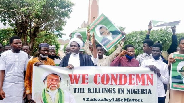 El Zakzaky is still under detention