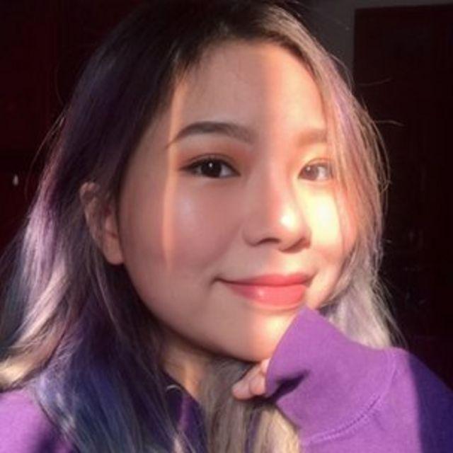 """Nguyễn Đoàn Đan Phương, cô gái 18 tuổi đằng sau trang """"Bố ơi, Nhớ đeo bao"""""""
