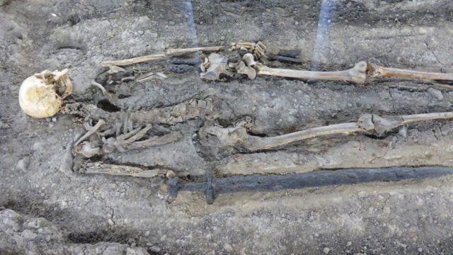 Esqueleto en 2019