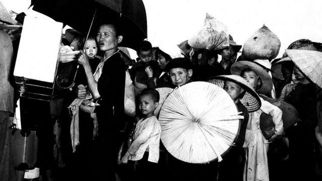 Người Bắc di cư vào Nam năm 1954