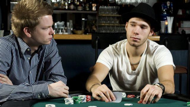 Jogadores de pôquer