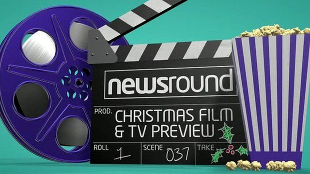Newsround Christmas film and TV preview