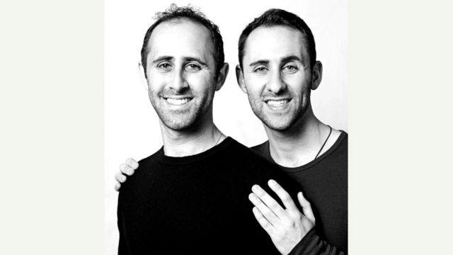 """Канадский фотограф Франсуа Брюнель сфотографировал более 200 пар двойников в рамках проекта """"Я не копия"""""""