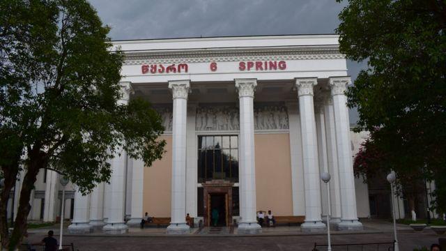 Здание шестого источника
