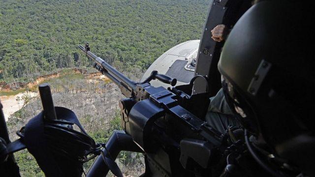 El Ejército de Venezuela